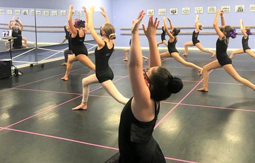 Dance Lessons in Michigan