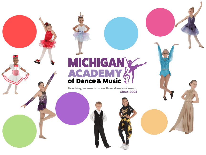 Michigan Academy of Dance programming Guide
