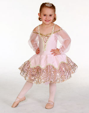 Dance classes for ages 3 to 4