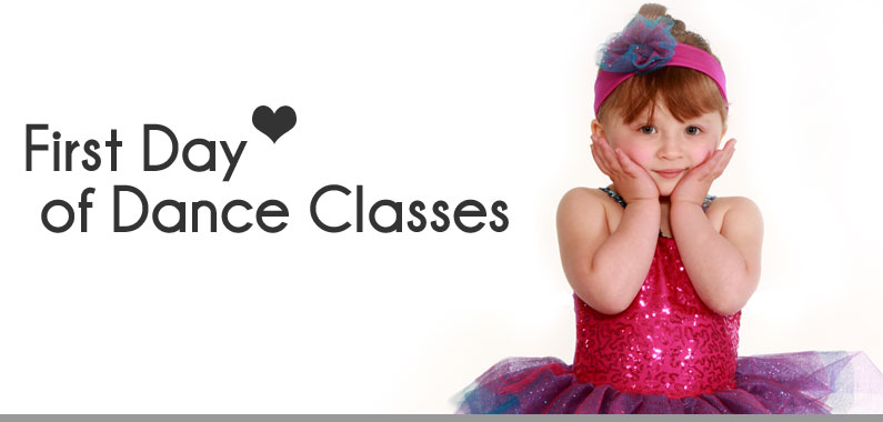 first day of dance classes